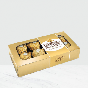 CHOCOLATE FERRERO ROCHER C 108